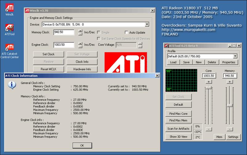 Abit Radeon 5.4 WHQL 64x