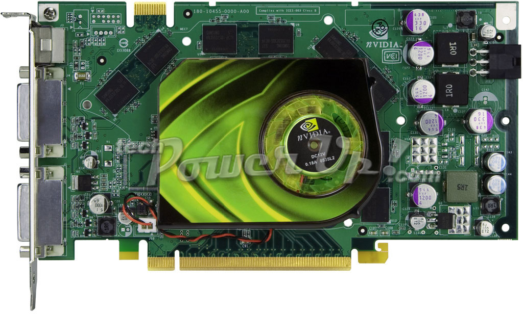 NVIDIA 7600GT & 7900GT pics and specs | TechPowerUp Forums