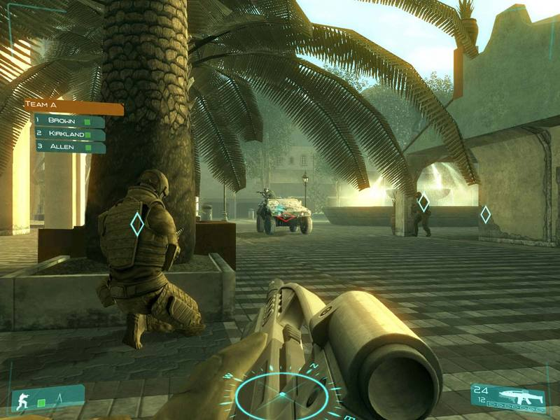ghost recon demo download: