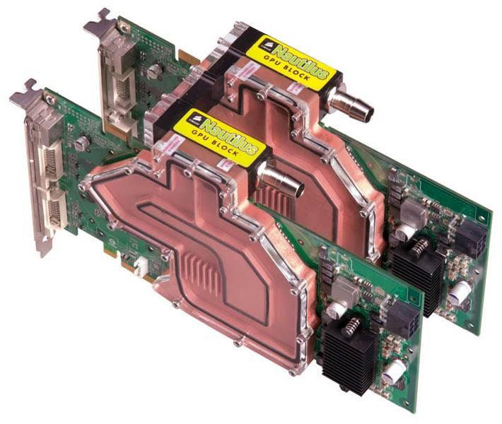 Corsair Launches Nautilus GPU Water Cooling Blocks | TechPowerUp Forums