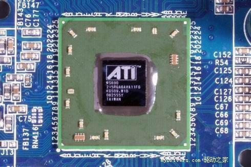 Ati rs690 chipset