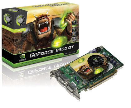 NVIDIA GEFORCE 8600 GTS DRIVER (2019)