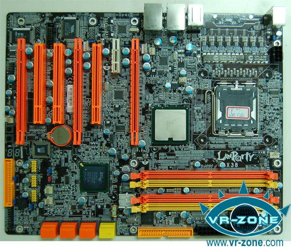 DK 790X-M2RS DK X38-T2R BIOS CHIP DFI LANPARTY DK X58-T3EH6-A