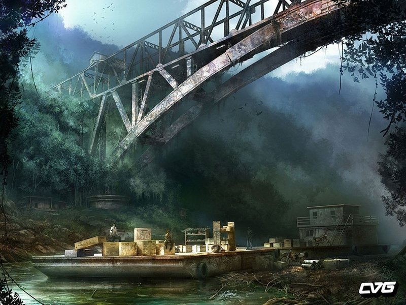 Far Cry 2 Concept Art Leaked   TechPowerUp Forums