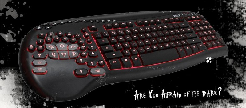 bd394e85080 Ideazon Illuminates Gaming Market with New MERC Stealth Keyboard ...