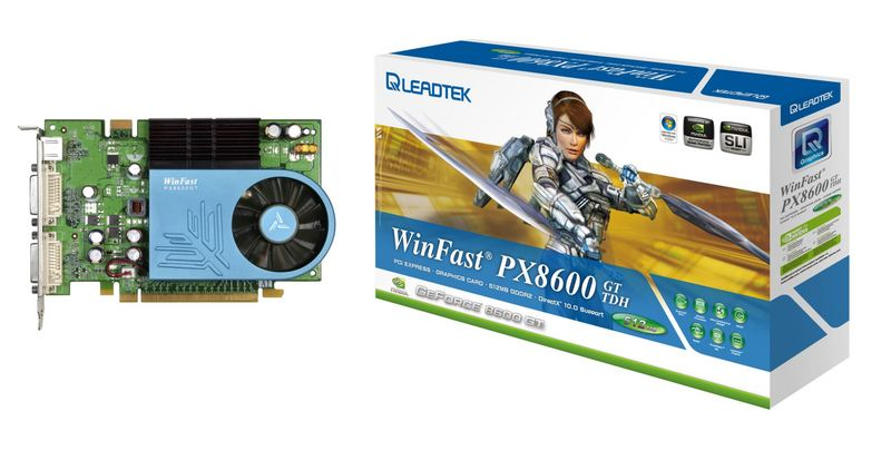 LEADTEK WINFAST PX8600 DRIVER WINDOWS 7 (2019)