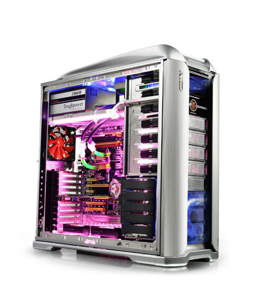 Thermaltake Xaser Vi And Armor Specs Unveiled