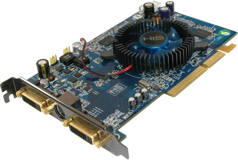 Radeon Hd 2600 Pro 512Mb Agp