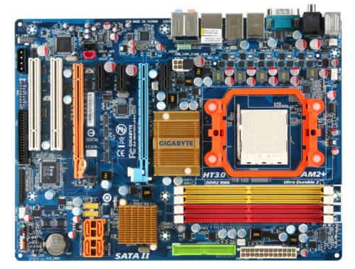 Gigabyte GA-MA790FX-DQ6 ATi SATA2 RAID Descargar Controlador