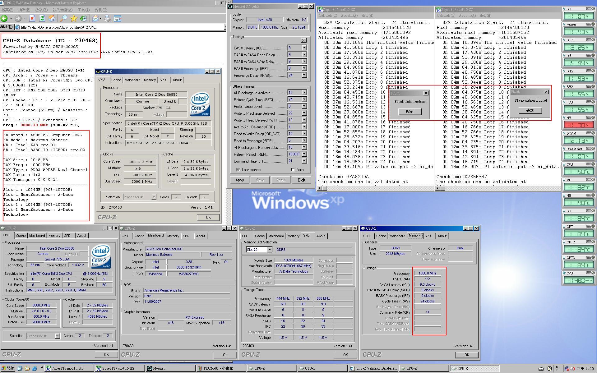 A-Data presenta le PC3-16000 (2000MHz)