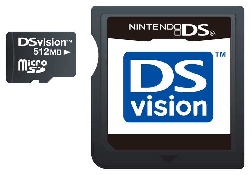 Nintendo Ds To Get Official Microsd Media Peripheral Techpowerup