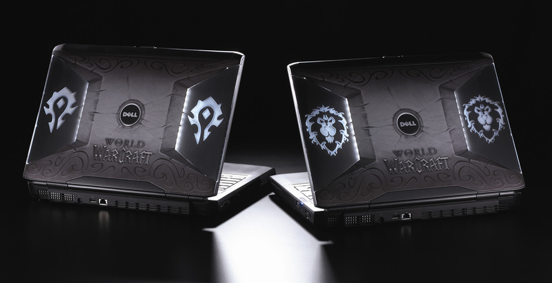 Dell Unveils World of Warcraft XPS M1730 Laptop