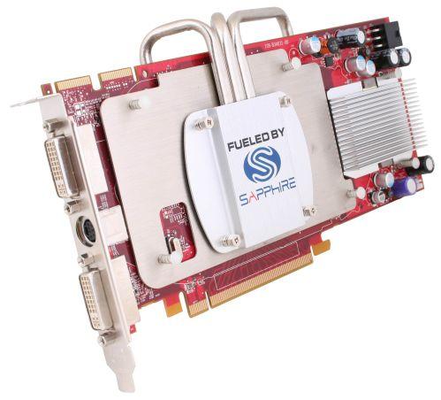 I/P: Sapphire HD3850 ULTIMATE 512 MB GDDR3, PCI-E 2.0