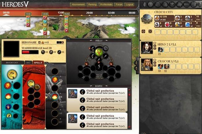 web based multiplayer: