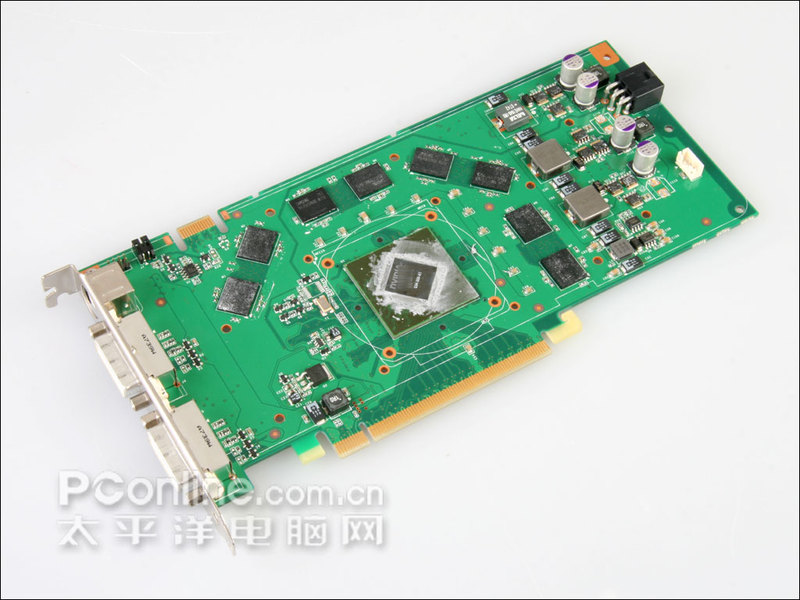 NVIDIA GeForce 9600GT 512MB First Full Review Posted