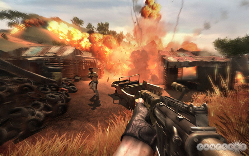 New Far Cry 2 Screenshots Techpowerup