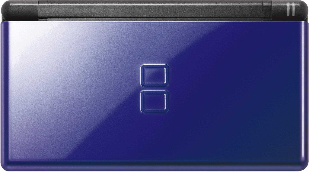 nintendo reveals cobalt black ds lite techpowerup. Black Bedroom Furniture Sets. Home Design Ideas