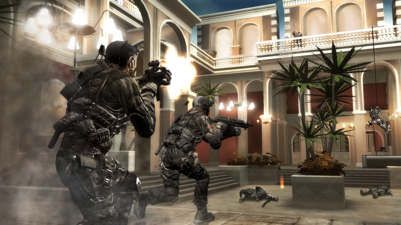 tom clancy's rainbow six vegas 2 hits march 18th | techpowerup