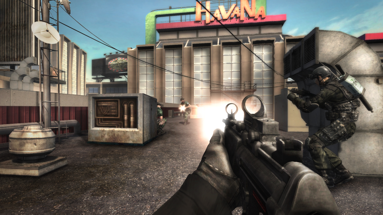 tom clancy's rainbow six vegas 2 hits march 18th | techpowerup forums