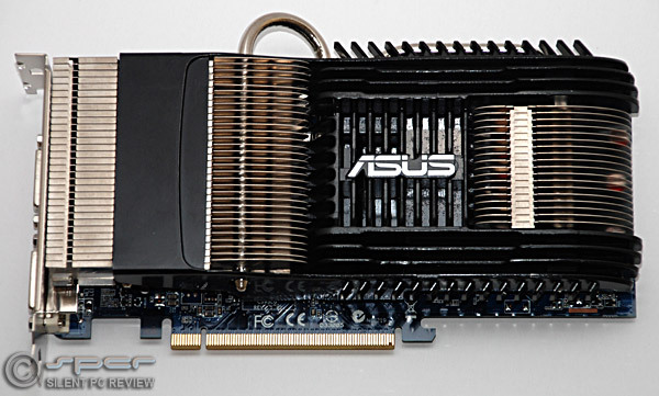 ASUS Launches Passively Cooled 9600 GT