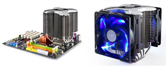 Newegg.com - SILVERSTONE NT01-E 2 x 60mm fans (optional) CPU Cooler