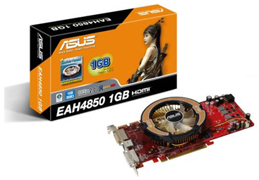 Will Be Released Soon With Impressive Performance Results To Provide Superb Gaming Performances Every ASUS EAH4800 Series Graphics Card Also