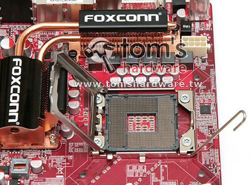 FOXCONN Renaissance X58 Nehalem Motherboard First Look | TechPowerUp