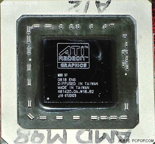 ATI M98 DRIVER