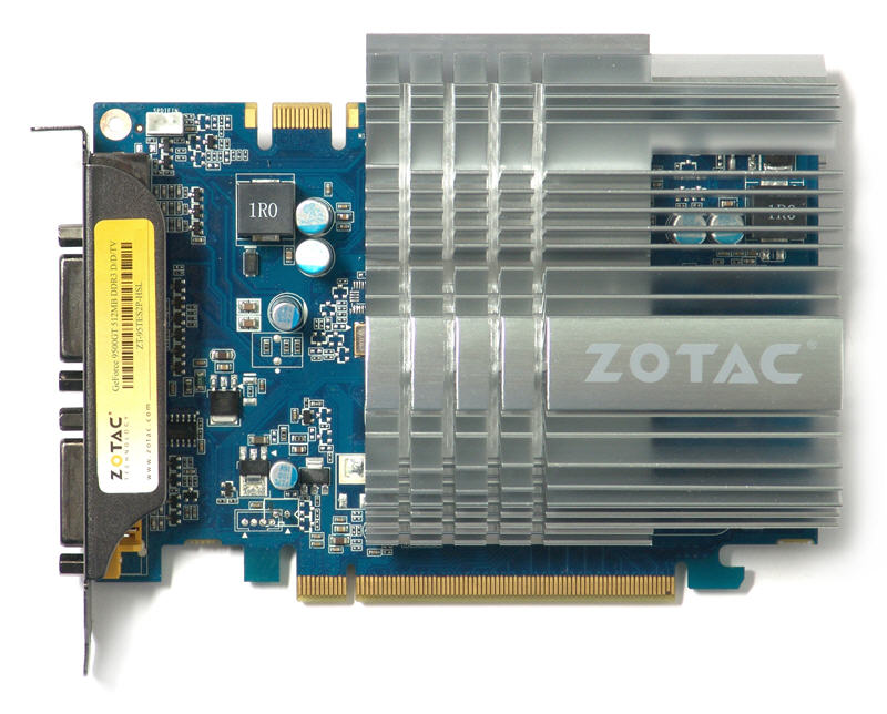 ZOTAC Unleashes Silent GeForce 9500 GT