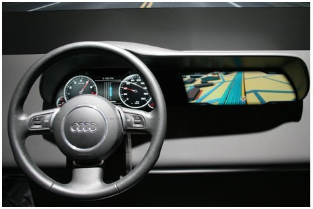 Audi 3d Gauges. software for Audi which