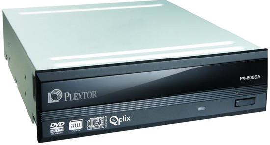 New Drivers: Plextor PX-806SA ODD