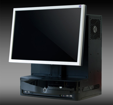 Chieftec Launches L Type All In One Pc Chassis Techpowerup