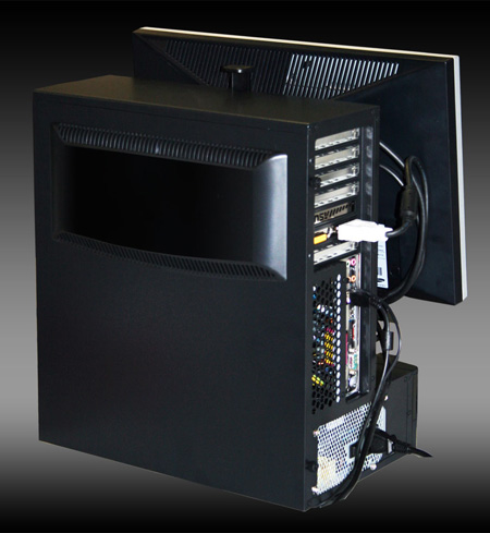 Chieftec Launches L Type All In One Pc Chassis
