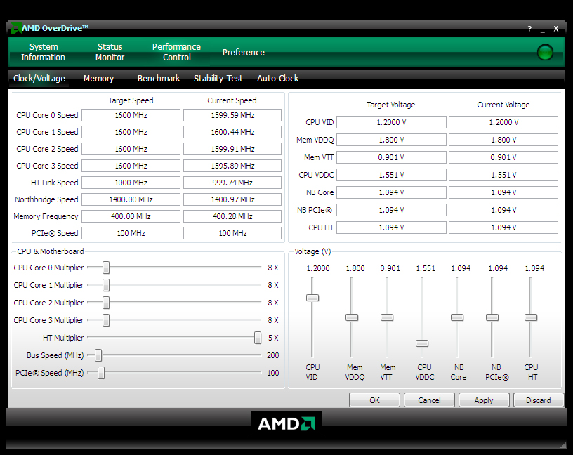 AMD OverDrive Version 2 1 6 Released | TechPowerUp