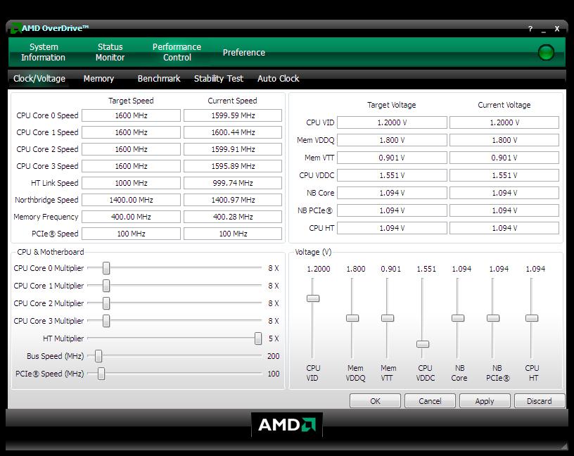 AMD OVERDRIVE TREIBER WINDOWS 10