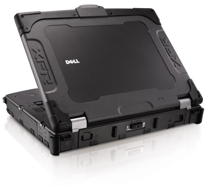 Dell presents second generation fully rugged latitude e6400 xfr laptop