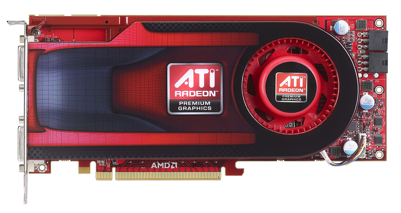 amd unveils ati radeon hd 4890 the most powerful graphics processor in the world techpowerup. Black Bedroom Furniture Sets. Home Design Ideas