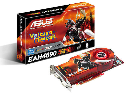 P: Grafická karta Asus HD4890 1GB DDR5