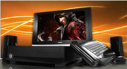 gaming pc for the living room maingear unveils luxury gaming pc for the living room 24734
