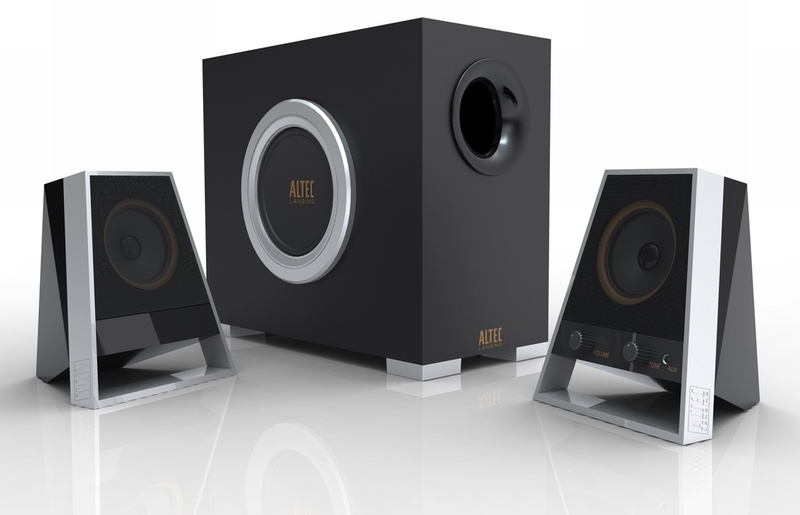 Altec Lansing Refreshes Value-series Speakers for PCs and