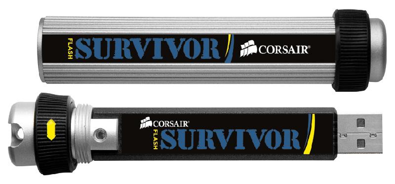 Corsair Survivor – флешка супермена