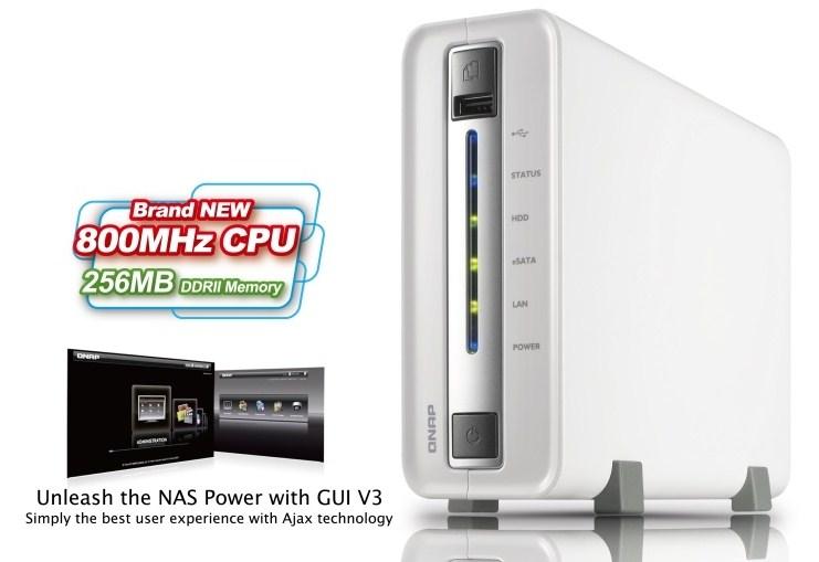 QNAP TS-110 TurboNAS Driver Download