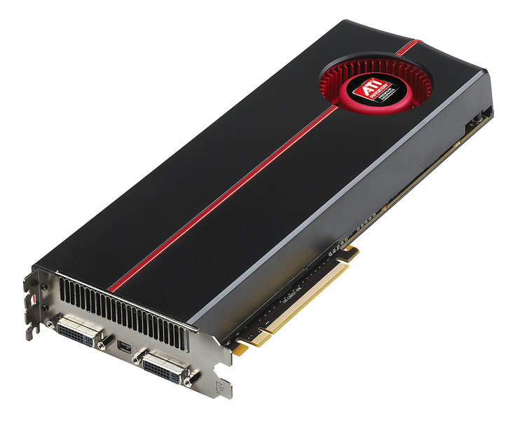 Dell Alienware Aurora-R2 ATI Radeon HD 5970 Display 64x