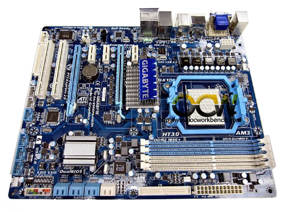 Gigabyte GA-890GPA-UD3H NEC USB 3.0 Last