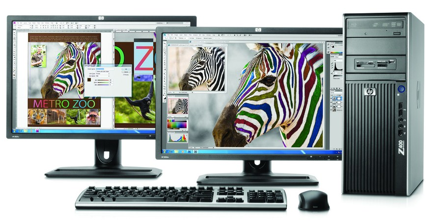 HP Expands Workstation Series to Include Desk-side, Mobile