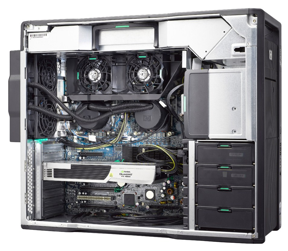 HP Expands Workstation Series to Include Desk-side, Mobile and Small Form Factor Mode | TechPowerUp