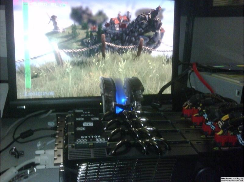 Techpowerup GeForce GTX 480 Supports 4 Way SLI