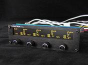 """Контроллер температуры и скорости вращения вентиляторов  """"Lamptron FC6 """" ."""