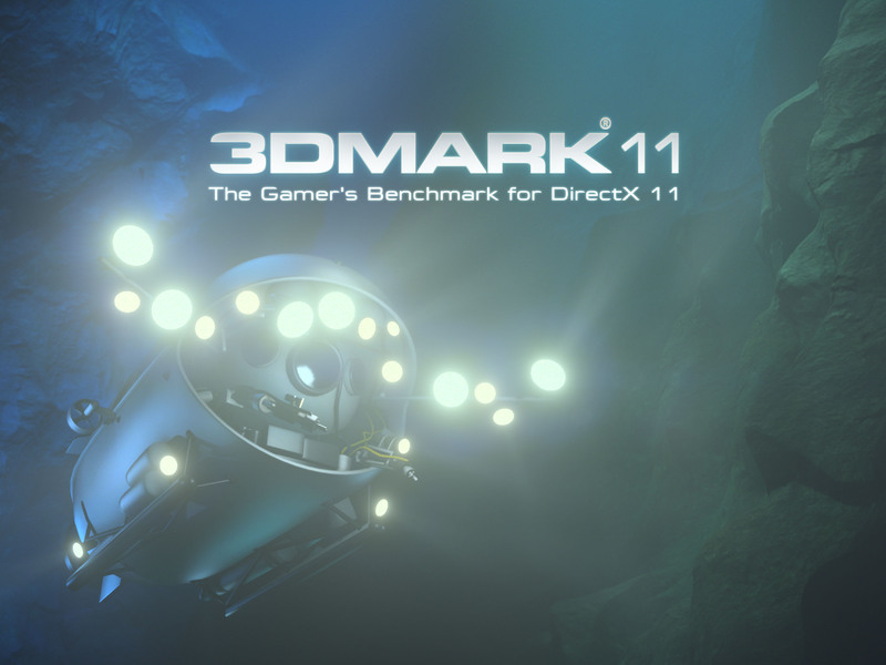Демонстрация возможностей движка 3DMark 11 Engine