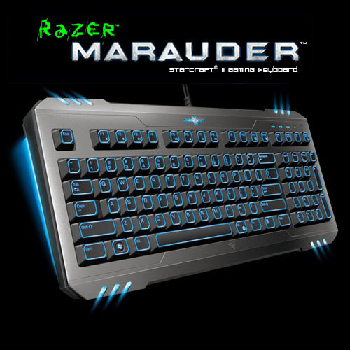 336601f4fcc The Razer Spectre, Razer Marauder and Razer Banshee are all packed with  features designed to enhance gamers' play experience. All of the Razer  StarCraft II ...